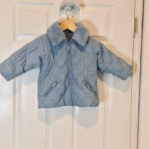 Hanna Anderson girls Jacket sz80 US 2t